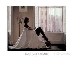 Mietin sinua Julisteet tekijänä Jack Vettriano AllPosters.fi-sivustossa