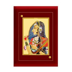 Get the blessings of goddess Radha by using Photo frames, spiritual gifts which has the photo of her     http://diviniti.co.in