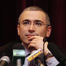 Mikhail Khodorkovsky - Wikipedia, the free encyclopedia