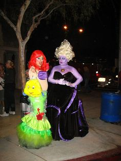 This will be us for my birthday / Halloween except for the fact their men @Elizabeth Douglas