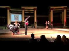 Angelines Gomez - Factory Dancers Campeonato Cabra - Pasodoble 1 8 2014