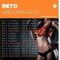 Reto abdominales