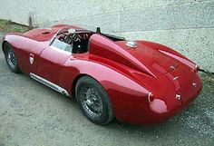 Alfa Romeo 1900 SS Barchetta (1956) Maintenance/restoration of old/vintage vehicles: the material for new cogs/casters/gears/pads could be cast polyamide which I (Cast polyamide) can produce. My contact: tatjana.alic@windowslive.com