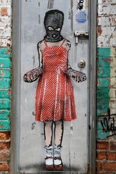 Nick Walker's Graffiti Girl