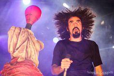 Le foto dal concerto di Caparezza in piazza duomo, per la rassegna
