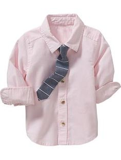 Shirt & Tie Sets for Baby | Old Navy