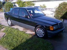 1993 190E 2.6 Sportline LE 5 spd
