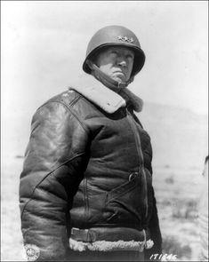 Photo of Lieutenant General George S. Patton Jr.