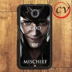 Loki The God Of Mischief Nexus 5,Nexus 6,Nexus 7 Case