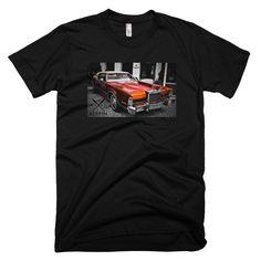 Lincoln Continental t-shirt black