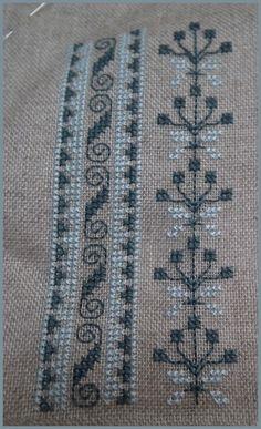 Le Blog De Vava, Points, Cross Stitching, Elsa, Bohemian Rug, Embroidery, Rugs, Decor, Cross Stitch