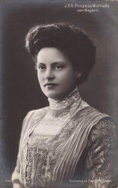 Duchesse Wiltrude de Bavière
