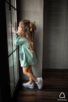 Little Girl Braid Styles Haircut Design For Short Hair Cute Baby Girl Hairstyles For Short Hair 20190202 - Baby Hair Style Little Girl Braid Styles, Little Girl Braids, Girls Braids, Little Girl Outfits, Little Girl Fashion, Little Girl Style, Cute Little Girls, Cute Kids Outfits, Children Outfits