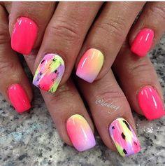 Summer #nails