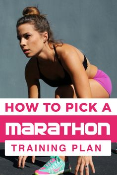How to pick a marathon training plan may seem like rocket science! This breakdown of Galloway, Hanson, FIRST, LHR and more will help