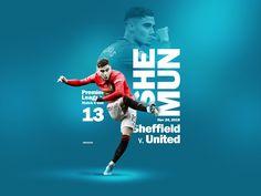 by Muhammad Masyhuri on Dribbble Sports Graphic Design, Graphic Design Trends, Graphic Design Posters, Graphic Design Typography, Graphic Design Inspiration, Sport Design, Social Media Poster, Social Media Design, Ui Ux Design