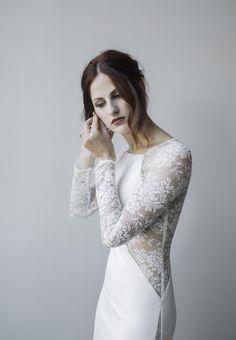 Modern Wedding Ideas  Dress: Lela Rose   Photographer: Rebekah Jackson Photography Bride: @TaraMasud