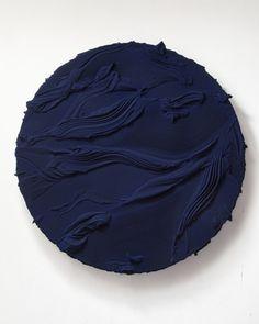 monochrome texture jason martin 09 639x800 Les tableaux de peinture de Jason Martin