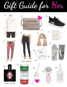 Gift Guide for Her – and Shelby