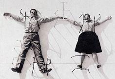Mobiliário e os principais nomes do Design Moderno. Parte 1.