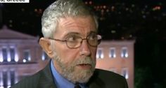 Paul Krugman destroys the media myth that Trump voters have economic anxiety: It's about race