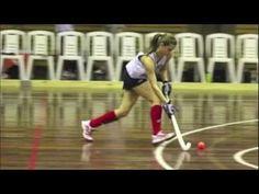 USA Women's National Indoor Field Hockey Team in 2013 Argentina Tour