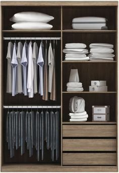 Wardrobe Room, Wardrobe Design Bedroom, Closet Bedroom, Wardrobe Door Designs, Closet Designs, Wooden Partition Design, Bedroom Cupboard Designs, Door Design Interior, Bedroom Cabinets