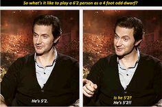 Richard knows his stuff