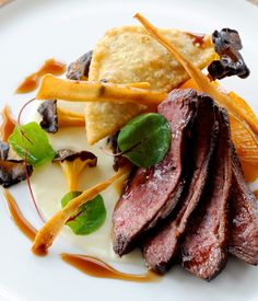 Robert Thompson's roast duck recipe brings out a plethora of rich, meaty flavours.