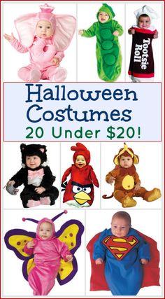 Halloween Deals: Save Lots of Money on Baby Halloween Costumes! Toddler Halloween Costumes, First Halloween, Cute Costumes, Baby Costumes, Cute Halloween, Holidays Halloween, Halloween Crafts, Halloween Ideas, Costume Ideas