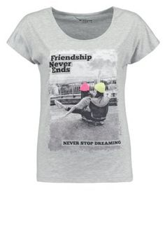 Print T-shirt - Twintip / ZALANDO