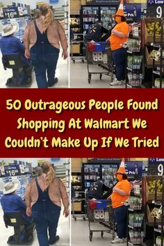 #Outrageous #People #Shopping #Walmart #Tried