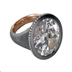 Diamond Ring by Taffin - James de Givenchy