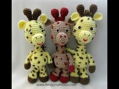 """****PATTERN Links*** To OPEN click on """"SHOW MORE"""" Bunny Written Pattern Here http://www.amigurumitogo.com/2015/03/Spring-Time-Dress-Me-Bunny.html Dress patte..."""