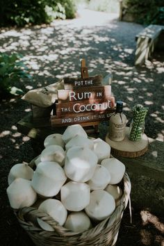Wedding Reception Food Woodland Themed Wedding Rum Cocktails - Woodland Themed Wedding In A Greenhouse With Bride in Watters Groom In Tweed With Incredible Peony Bouquets Images by Enchanted Brides Photography Beach Wedding Reception, Beach Wedding Decorations, Bali Wedding, Hawaii Wedding, Wedding Themes, Wedding Tips, Wedding Planning, Wedding Day, Beach Weddings