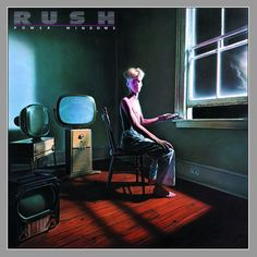 "Rush: Power Windows - now this one, I still love. ""The Big Money"" is still relevant today. I also love ""Middletown Dreams,"" ""Emotion Detector,"" and especially ""Mystic Rhythms"""