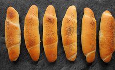 Czech Recipes, Bread Baking, Hot Dog Buns, Baking Recipes, Nutella, Sweet Potato, Carrots, Picnic, Potatoes