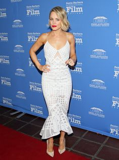 Rachel McAdams Is So Hot She's Practically on Fire on the Red Carpet