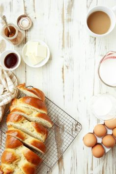 Lavender Brioche French Toast // joy the baker