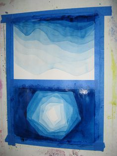 Age 12 ~ Painting ~ Veil Painting