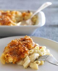 Macaroni Cheese for 10