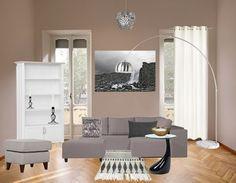 Wil jij jouw huisje warm en knus inrichten gebruik dan veel taupe. Ga bijvoorbeeld voor taupe kleurige wanden en voeg witte en zwarte accenten toe. Zo heb je in een hand omdraai een moderne en tegelijker tijd een warm huisje.