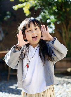 2017 autumn chinese child costume hanfu clothes fairy costume hanfu children clothes of tang dynasty costumes kids ancient cloth Asian Kids, Asian Babies, Cute Asian Girls, Cute Little Girls, Beautiful Asian Girls, Beautiful Children, Beautiful Babies, Cute Kids, Cute Babies