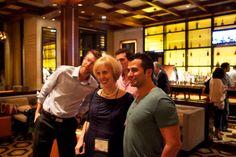 Marketing Mentor Ann Sieg and Guy Ferdman (SatoriPrime) at PRO Summit Week