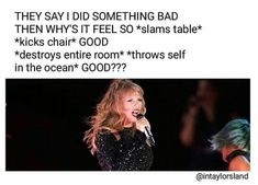 This is so relateable it isn't even funny. Taylor Swift Fan Club, Taylor Swift Funny, Long Live Taylor Swift, Taylor Swift Quotes, Taylor Alison Swift, Katy Perry, My Idol, Just In Case, Love Her