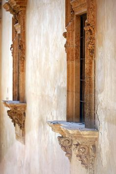 finestre in Sicilia