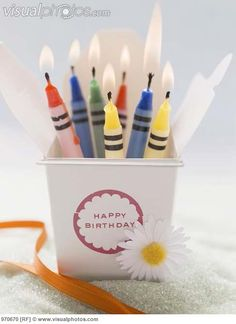 36 Best Birthday Candles 25 Ways Images