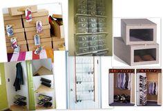Πανεξυπνες ιδεες για την οργανωση του σπιτιου Organizing, Organization, Better Homes, Shoe Rack, Cool Stuff, Blog, Furniture, Home Decor, Getting Organized