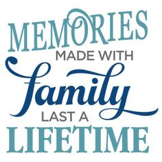Silhouette Design Store: memories made with family phrase Scrapbook Quotes, Scrapbook Titles, Scrapbooking, Sign Quotes, Motivational Quotes, Inspirational Quotes, Inspiring Sayings, Memories Quotes, Family Memories