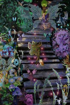 Fairy path.
